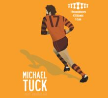 Michael Tuck, Hawthorn Clean As A Whistle version by Chris Rees