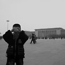 Tiananmen Square by hellomrdave