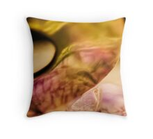 Eager Welcome Throw Pillow