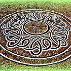 Celtic Knotwork at the Meadows by VicTOr Fraser by ©The Creative Minds
