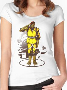 Big Bossk Women's Fitted Scoop T-Shirt