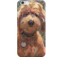Lucky Labradoodle iPhone Case/Skin