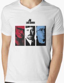 conspiracy theorists  Mens V-Neck T-Shirt