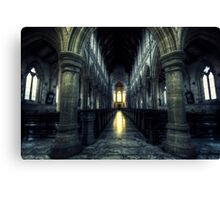 Gothic Trends Canvas Print
