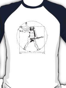 leonardo da guitar T-Shirt