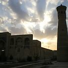 Minaret and Mosque by hellomrdave