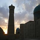 Minaret and Mosques by hellomrdave