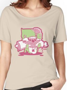 KittyZ - Gnarly Zombie Cats Women's Relaxed Fit T-Shirt