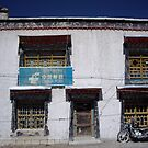 Tibetan Post Office by hellomrdave