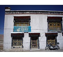 Tibetan Post Office Photographic Print