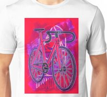 Dosnoventa Houston Flo Pink Unisex T-Shirt