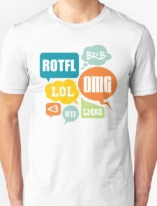 Texting Shortcuts T-Shirt