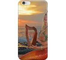 Sunset Siren iPhone Case/Skin