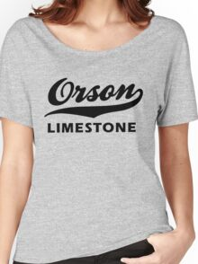 Orson Limestone Women's Relaxed Fit T-Shirt