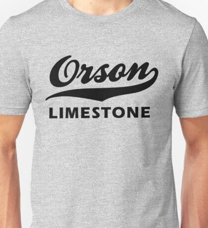 Orson Limestone Unisex T-Shirt