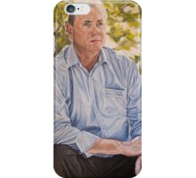 The Hon Paul Henderson iPhone Case/Skin