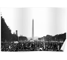 2015 Million Man March Poster
