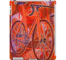 Dosnoventa Houston Flo Orange iPad Case/Skin