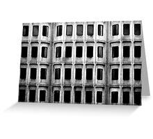 44 Windows Greeting Card