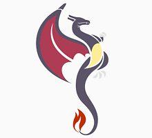 Blazing Flame - Shiny Charizard Unisex T-Shirt
