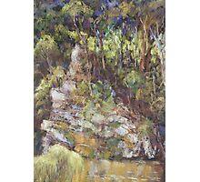 Ellenborough River - plein air Photographic Print