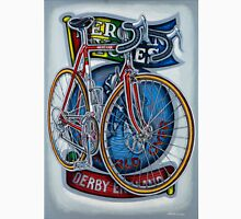 Mercian Flam Red Road Bicycle Unisex T-Shirt