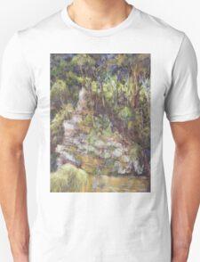 Ellenborough River - plein air T-Shirt