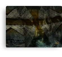 The Dark Ages I Canvas Print