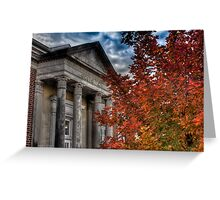 Post Office Greeting Card