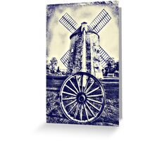 Is It Delft....Or Is It Memorex??? Greeting Card