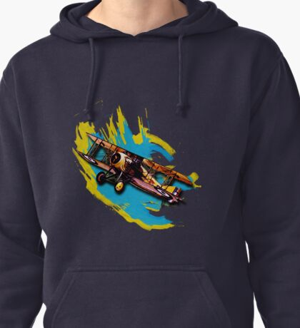 Follow Me - Fly High ! Pullover Hoodie