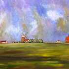 Norfolk landscape by Ivor