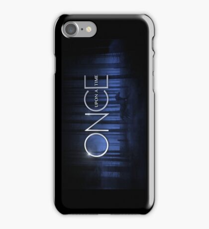 Once Upon A Time - Logo iPhone and Samsung case iPhone Case/Skin