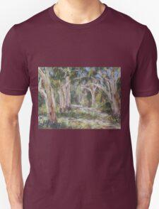 Lake Innes Nature Reserve 2 - plein air Unisex T-Shirt