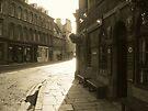 Bernard St in Sepia... by DoreenPhillips