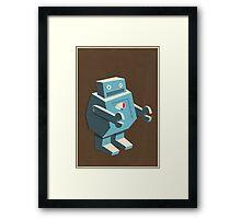 Roboto Framed Print