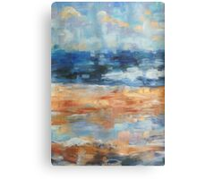 Breezy whitecapping conditions Canvas Print