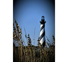 Hatteras Lighthouse Photographic Print
