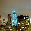 Freedom Skyline by Euge  Sabo