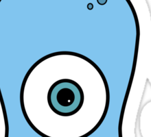 octopussy Sticker