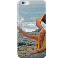 Mermaid with Starfish iPhone Case/Skin