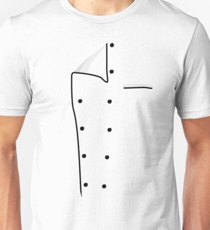Chef Jacket Unisex T-Shirt