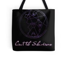 Count the Shadows Tote Bag