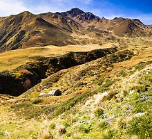 Alpine Road by Walter Quirtmair