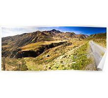 Alpine Road Poster