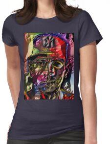 YANKEE BAZEBALL Womens Fitted T-Shirt