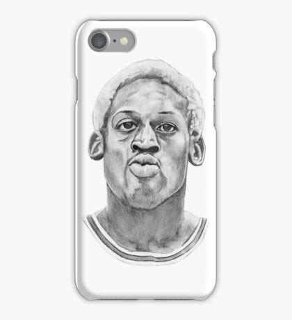 Dennis Rodman iPhone Case/Skin
