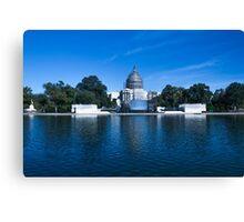 US Capitol Canvas Print