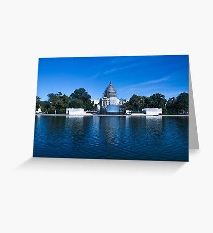 US Capitol Greeting Card