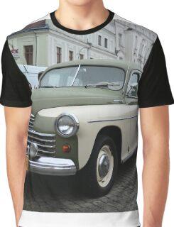 FSO Warszawa M20 (1) Graphic T-Shirt